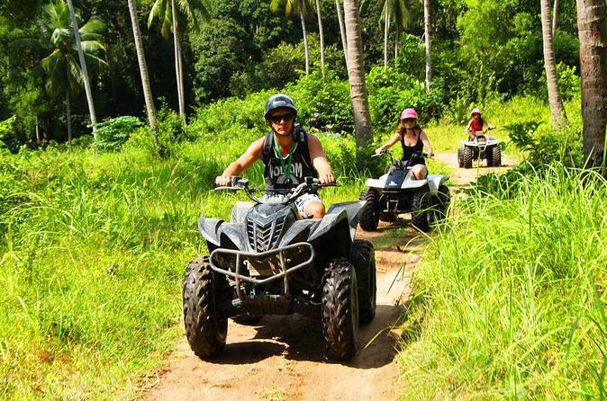 ATV-Quad-Safari auf Koh Samui