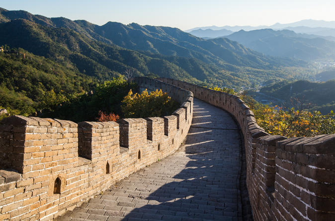 Private Beijing Tour: Forbidden City, Mutianyu Great Wall, and Dumpling Lunch