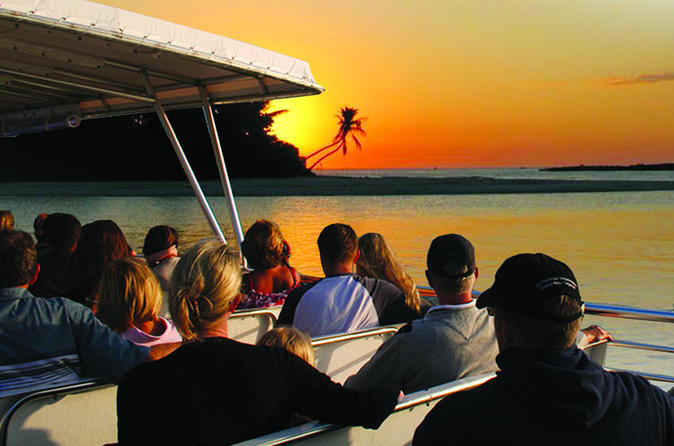 Gulf of Mexico Sunset Cruise from Naples