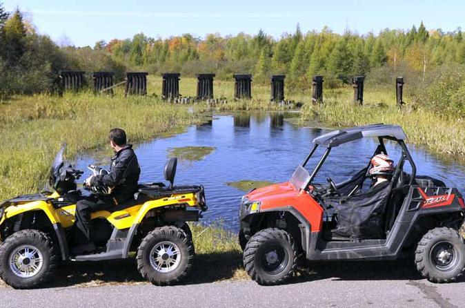 ATV 4 Wheeler Off Road Adventures in Northwest Wisconsin