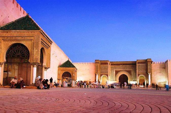 Small group full day meknes and volubilis tour from fez in fes 388550