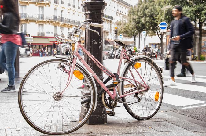 Biking Tour of Paris