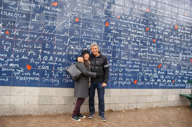 Paris Romance Walking Tour of Montmartre