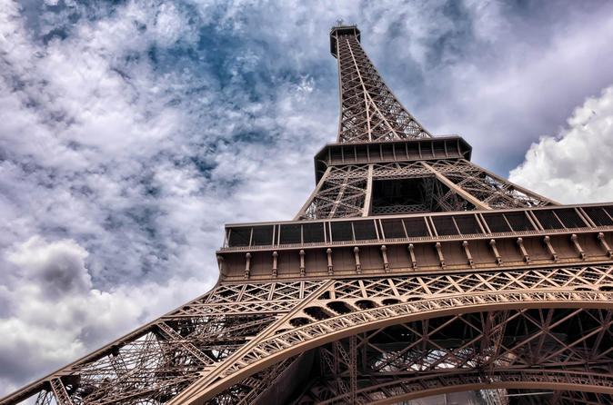 Small Group Priority Access Skip-the-Line Eiffel Tower Tour with Wi-Fi Access