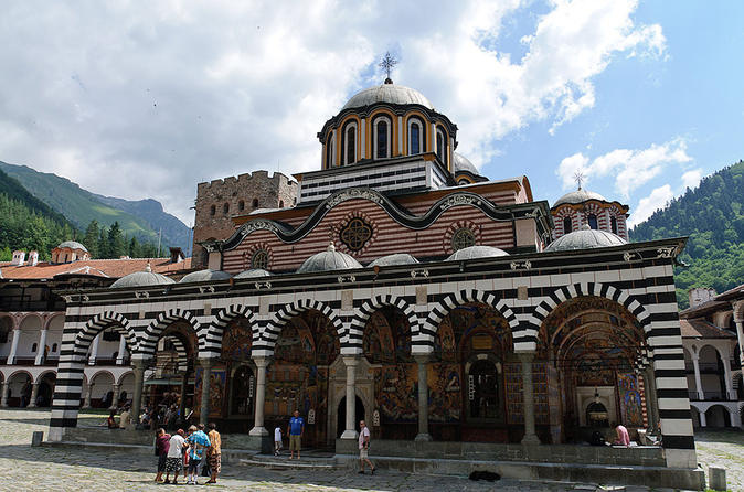 Rila Monastery, Stob Pyramids and St Ivan Rilski Cave Walking Day Trip from Sofia