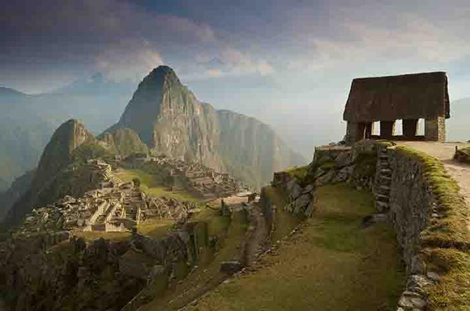 Viagem diurna para Machu Picchu