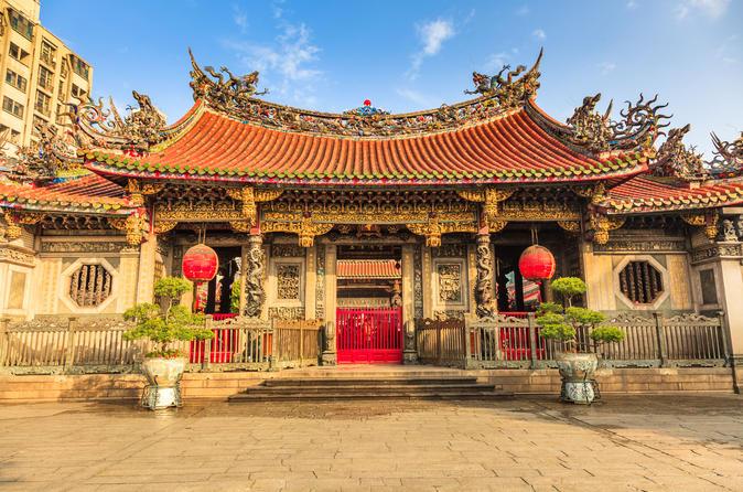Longshan Temple And Bopiliao Historical Block - Taipei