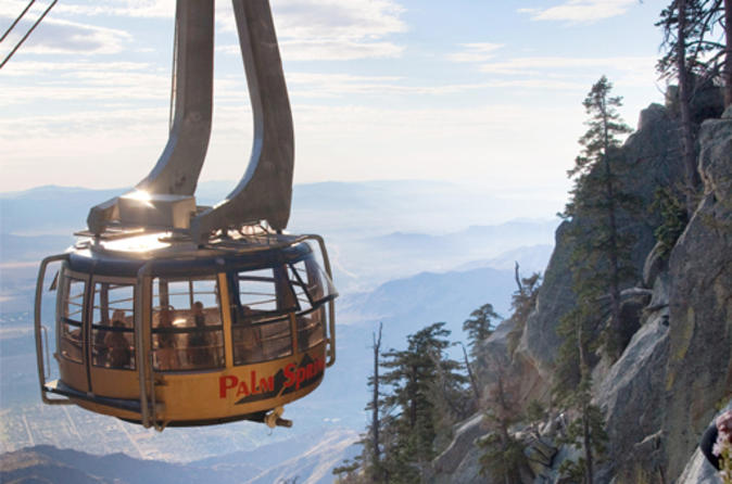 Palm springs aerial tramway in palm springs 125125
