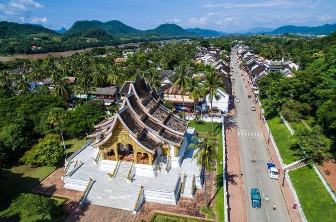 ANCIENT CAPITAL - Luang Prabang