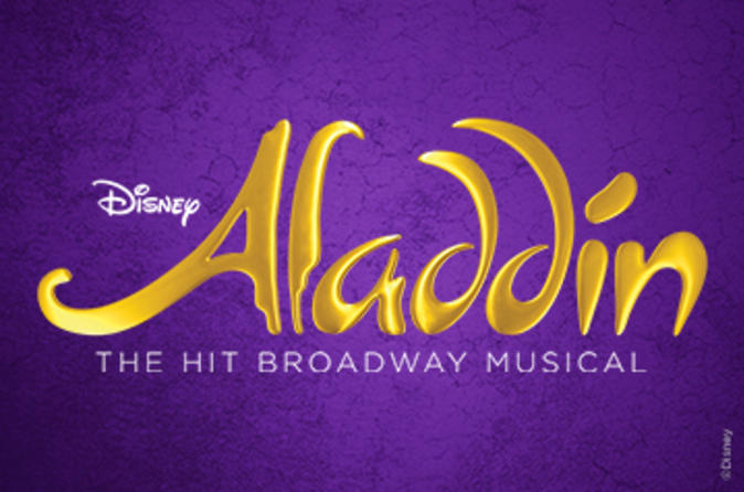 Aladdin da Disney na Broadway