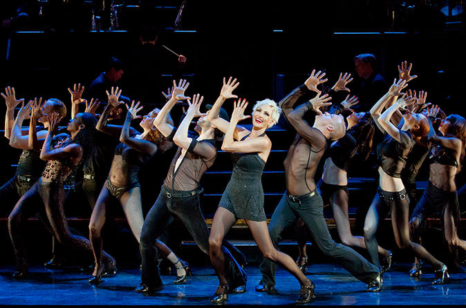 Chicago na Broadway