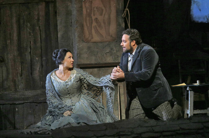 La Bohème at the Metropolitan Opera House