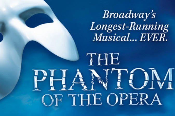 Phantom of the Opera på Broadway