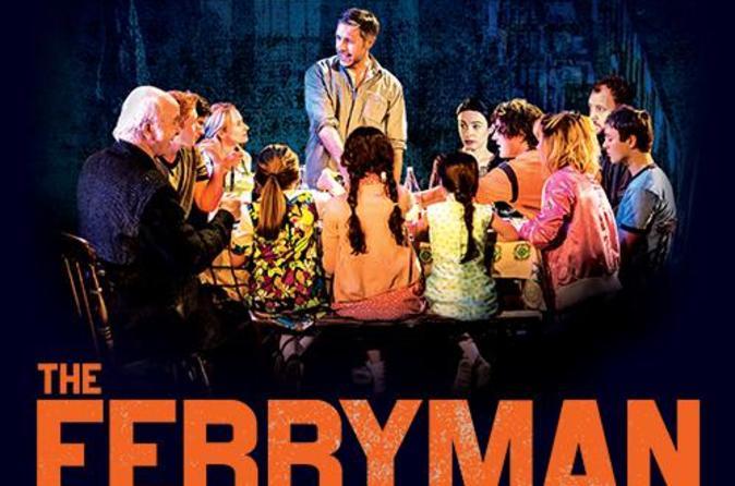 The Ferryman on Broadway