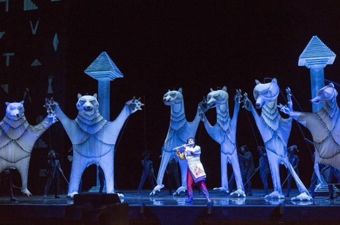 The Magic Flute at the Metropolitan Opera House