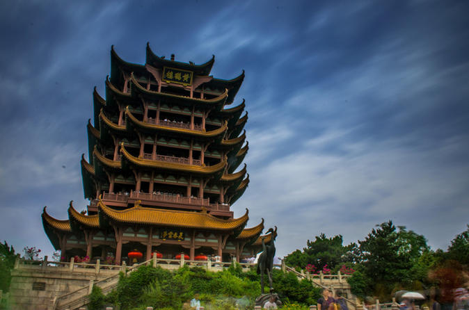 3-Hour Private Wuhan Tour To Yellow Crane Tower