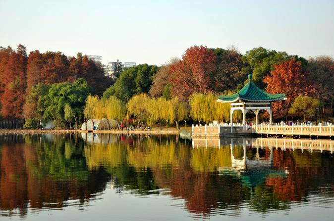 Wuhan Culture Tour With Airport Pick-up Or Drop-of