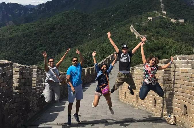 Layover tour roundtrip from Beijing airport to the Great Wall of Mutianyu