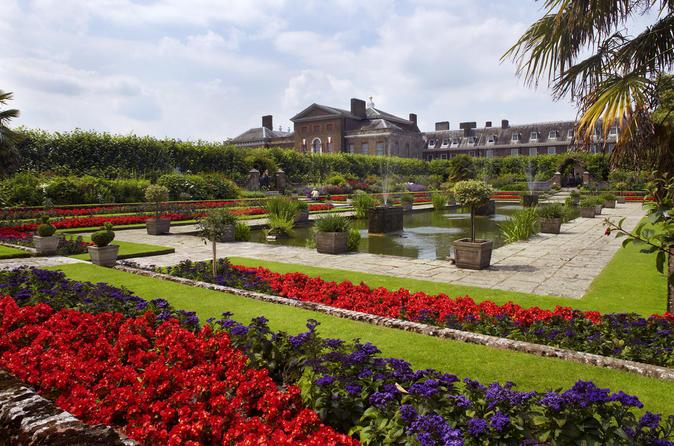 Ingresso normal para o Palácio de Kensington