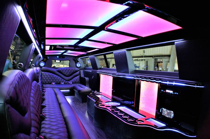 14 passenger New Suv Limo Limousine fully loaded