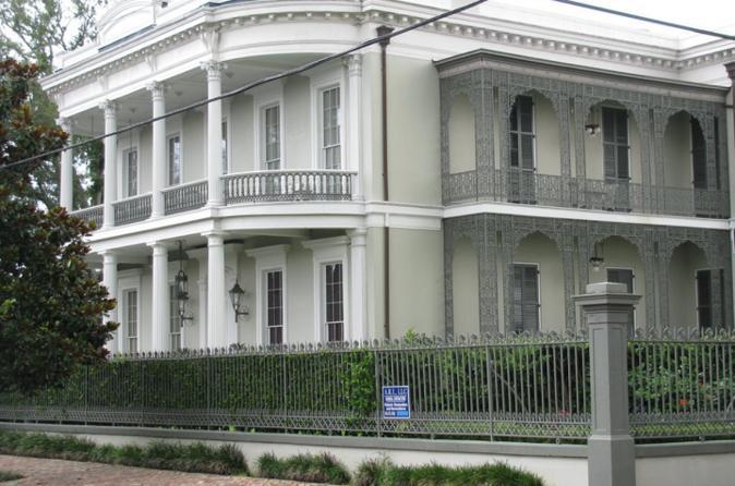 Garden District Tour In New Orleans Viator