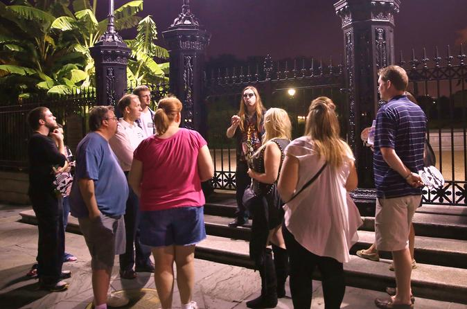 New orleans haunted history ghost tour in new orleans 145568