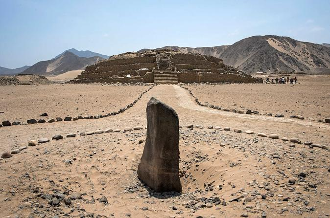 Full Day Small Group Tour of Caral Temple from Lima