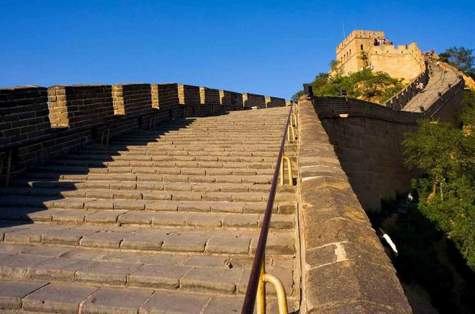 Private Full-Day Mutianyu Great Wall and Summer Palace Tour with Dragon Boat Ride from Beijing