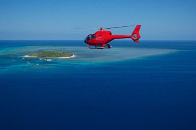 45 minute cape cleveland scenic helicopter flight from townsville in townsville 317422