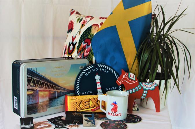 Shopping And Sightseeing In Sweden - Copenhagen