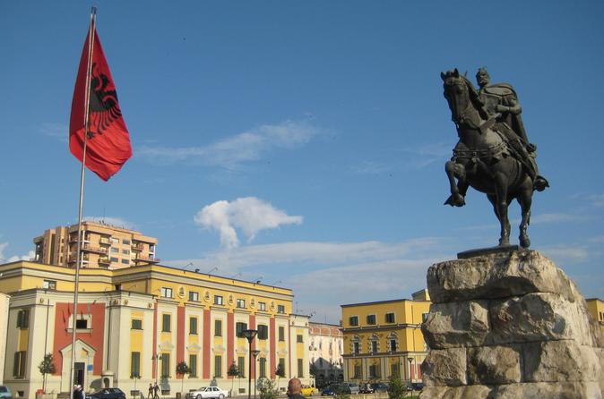 Tirana Half Day Walking Tour