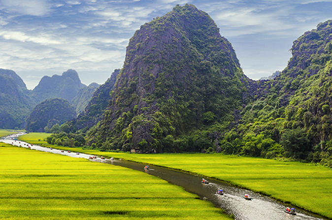 Hoa lu tam coc full day guided tour including boat entrance fees and in hanoi 612995