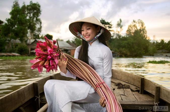 Mekong Delta and Cu Chi Tunnels Full-Day, Small-Group Guided Tour max 9 pax