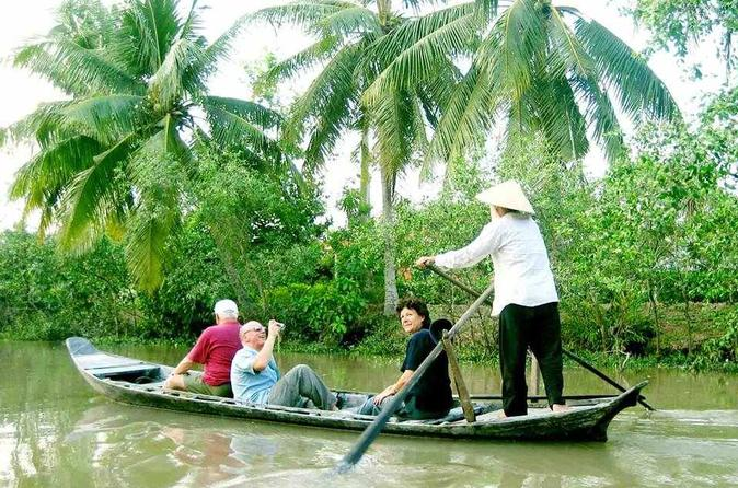 Mekong delta full day small group guided tour from ho chi minh city in ho chi minh city 338432