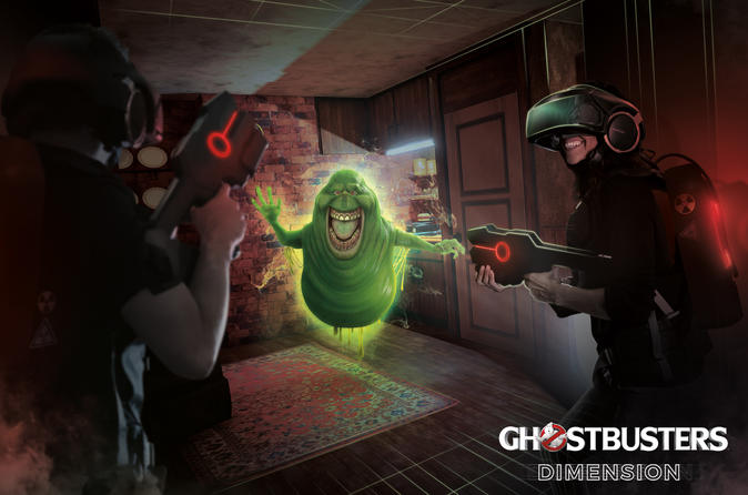 Ghostbusters: Dimensions At Madame Tussauds New York - New York City