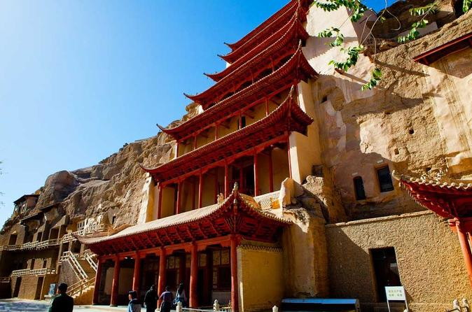 Dunhuang private day tour in gansu 308765