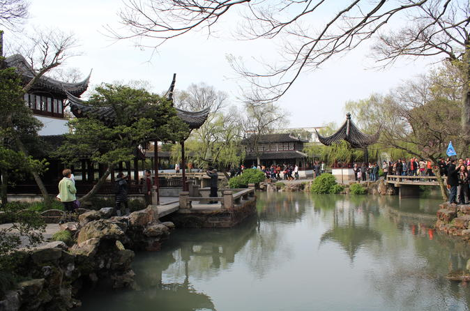 Private Day Tour of Suzhou From Shanghai