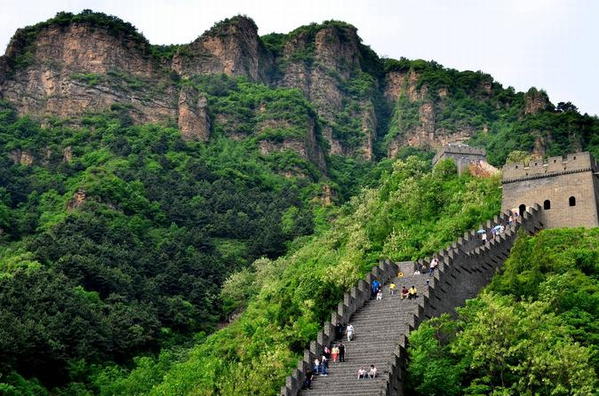 Private Day Tour to Huangyaguan Great Wall From Beijing
