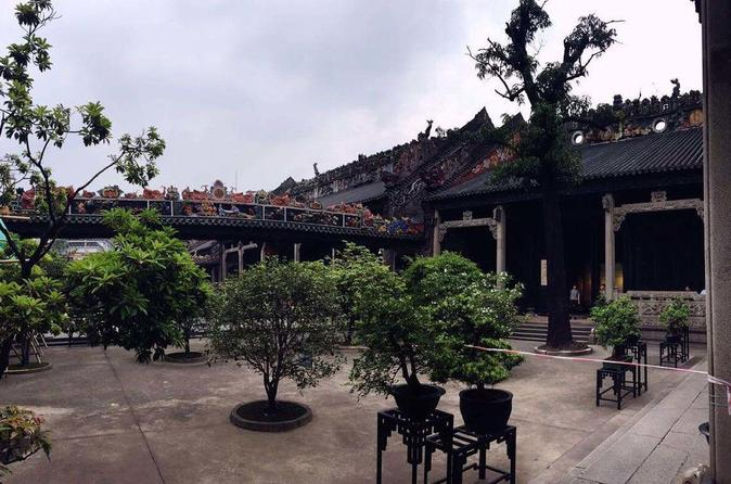 Private Half Day Guangzhou Tour by Metro with A Local Guide