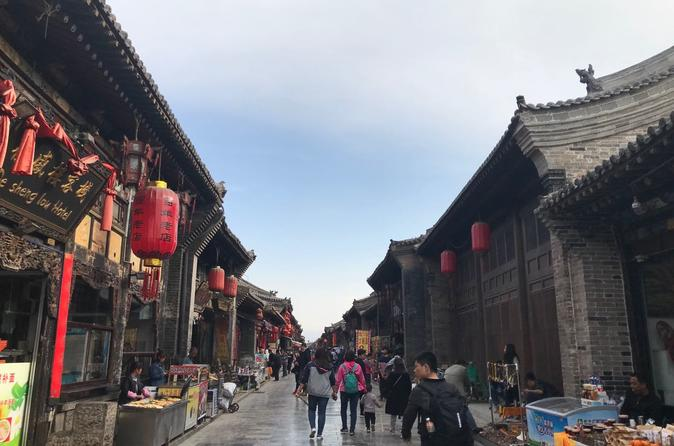 Private Tour: 2-Day Pingyao Trip From Beijing by Bullet Train