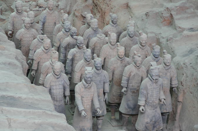 Private Tour: 2-day Xi'an trip from Beijing by flight & bullet train