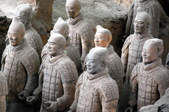 Private Tour: 2-day Xi'an trip from Beijing by round-way bullet train