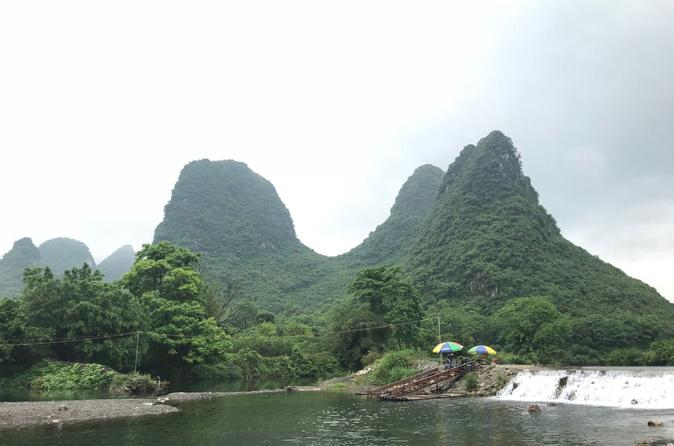 Private Tour: 6-Day Tour From Hong Kong to Yangshuo