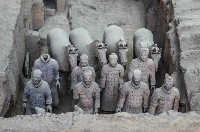 Private Tour: One-Day Xian Trip From Shanghai by Air