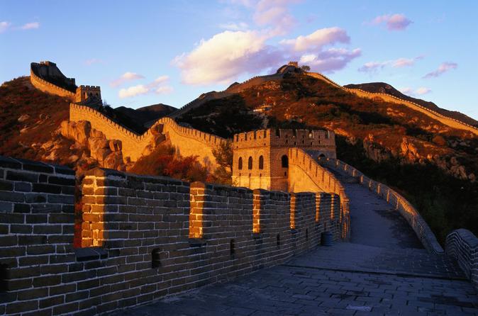 All-Inclusive Customizable Mutianyu Great Wall Day Tour in Beijing
