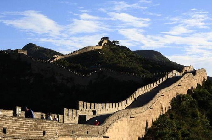 Mutianyu Great Wall and Royal Mausoleum Coach Tour