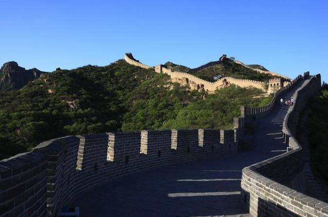 Private Day Tour: Badaling Great Wall, Ming Tomb And Bird's Nest Visit