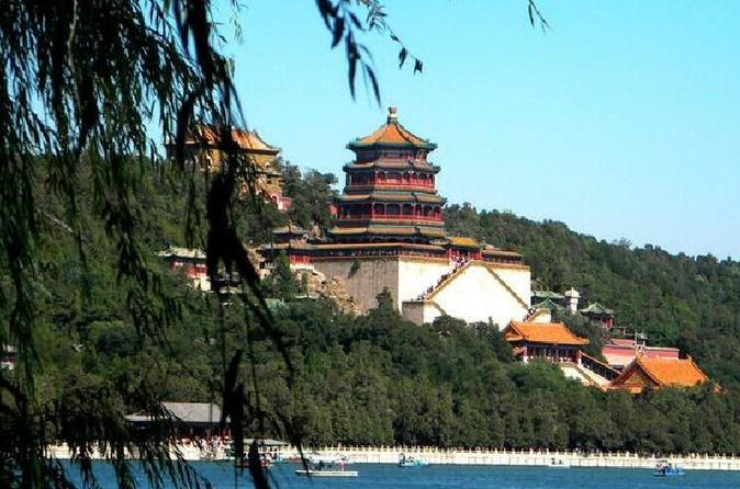 Private Day Tour: Tian'anmen Square, Temple of Heaven and Summer Palace