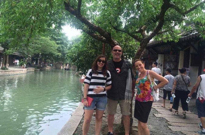 Shanghai Zhujiajiao Afternoon Tour and Huangpu River Night Cruise