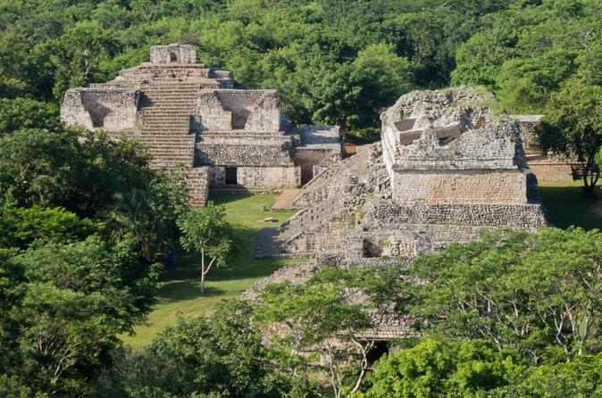 Excursão particular em Chichen Itza, Ek Balam e Ik Kil Cenote, almoço